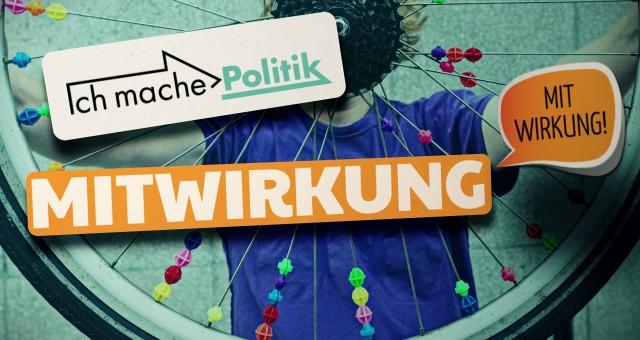 """Jugendpolitik verbessern mit """"Ich mache Politik"""""""