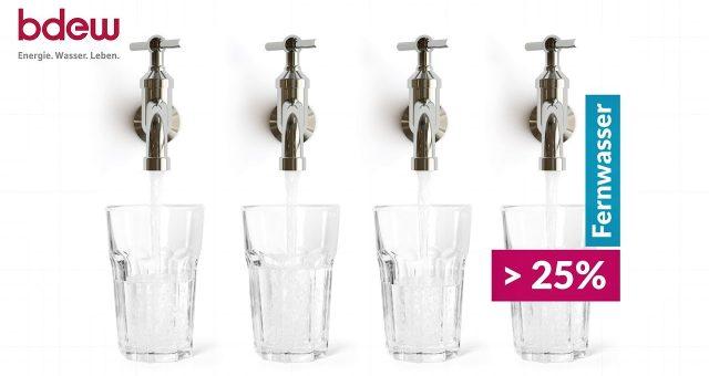 Fernwasserversorgung